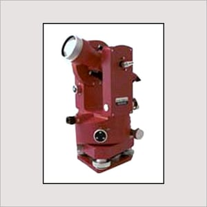 Completely Tested Optical Theodolite