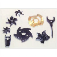 Iron Casted Sheet Metal Components