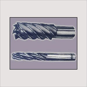 Parallel Shank End Mills