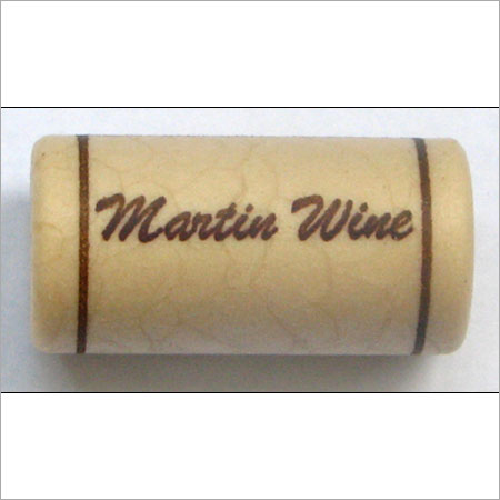 Light Weight Synthetic Beverage Bottle Cork