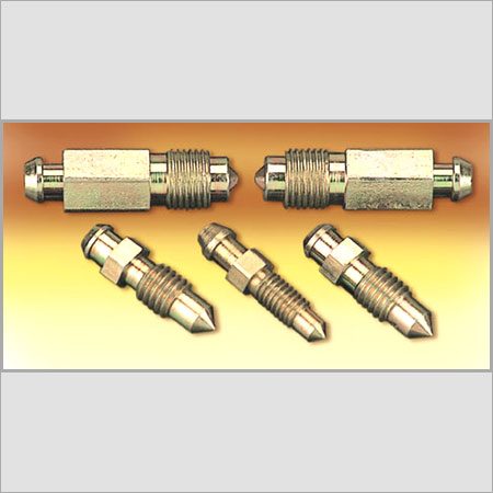 Bleeder Screws