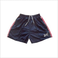 Polyester Peach Microfiber Shorts