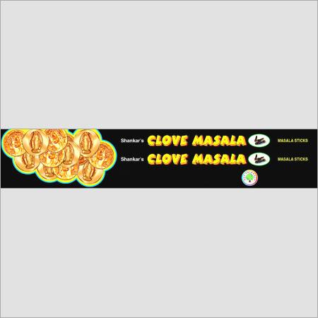 Clove Masala Incense Sticks