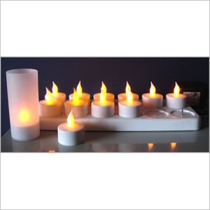 Rechargeable Decorative Candle Light