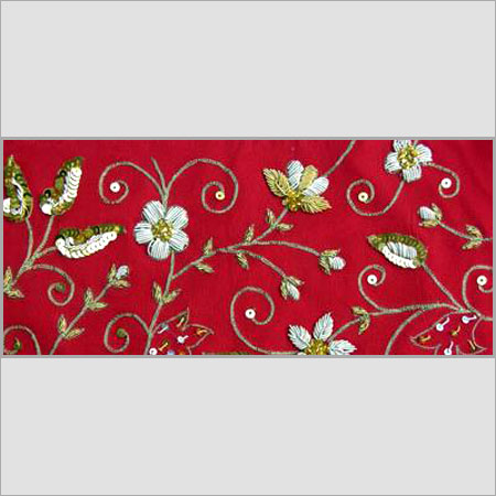 Washable Hand Embroidery Fabric