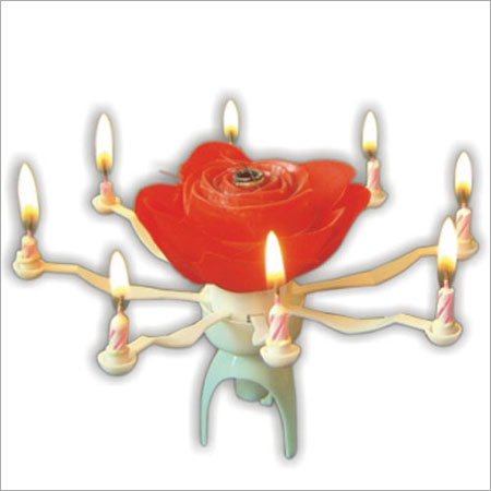 Charming Lover Musical Candles