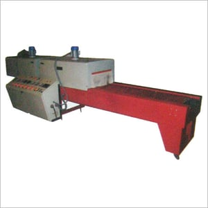 DOUBLE CHAMBER SHRINK WRAPPING MACHINE