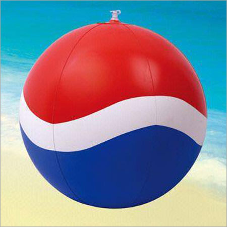 Vary Multicolor Pvc Inflatable Balloons