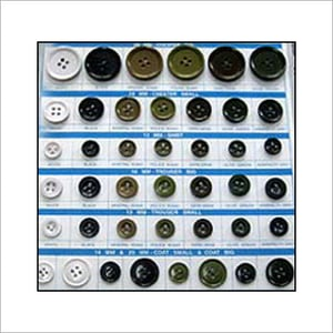 Military & Police Buttons