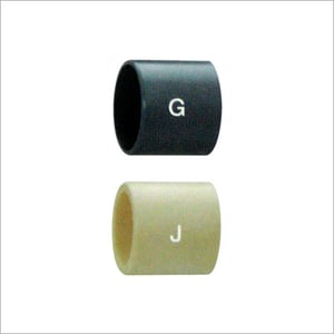 Solid Polymer Plastic Bearings