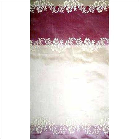 Taffeta Floral Silk Fabric
