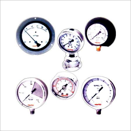 Mechanical Pressure Gauges