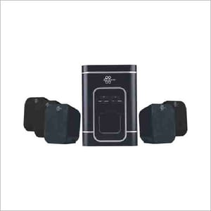 Portable 5.1 Channel Speakers