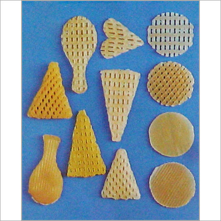 3d Shape Snack Pellets