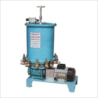 Centralized Lubrication System For Oil and Grease