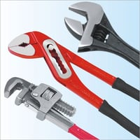Drop Forged Heavy Duty Pipe Wrench