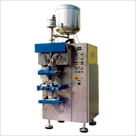Automatic Milk Or Water Pouch Packing Machine