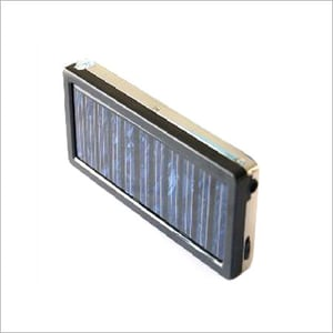 Portable Solar Emergency Charger