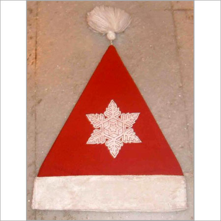 Red Christmas Wear Santa Hat