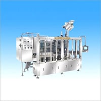 Glass Bottle Filler And Crowner Machines