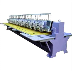 Automatic Sequin Embroidery Machine