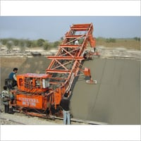 Concrete Paver Machine For Canal And Reservoir