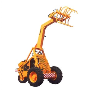 Rugged Structure Tractor Loader