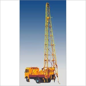 Truck Mounted Drilling Rig