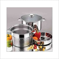 Clear Glass Lid Air Tight Canister Set