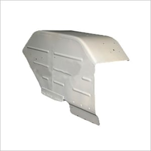 High Material Strength Tractor Fender
