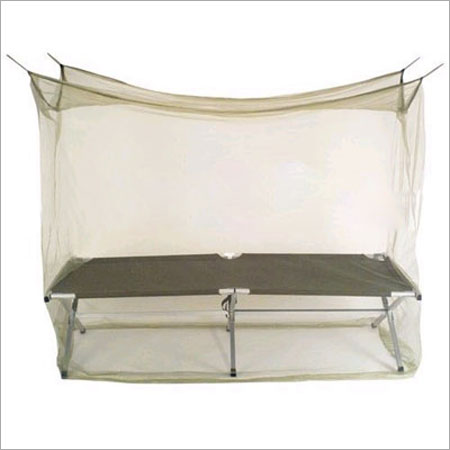 Khaki Color Bed Mosquito Net