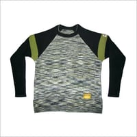 Mens Printed Cotton Sweaters