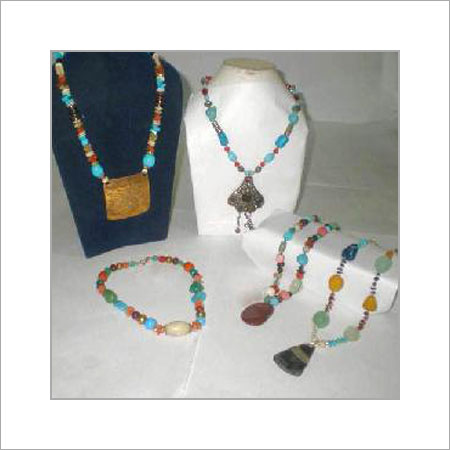Krishna Beads Branded Women's Fancy Necklace