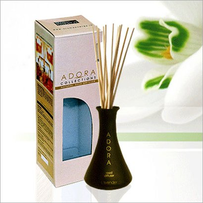 Yellow Adora Collection Reed Diffuser