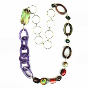 36 Inch Long Necklace For Ladies