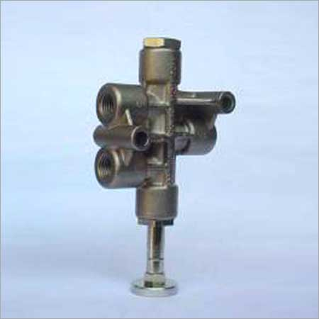 Air Interlock Valve
