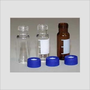 Chromatography Glass Vial With Screw Kneck