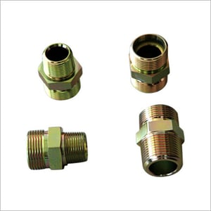 Dimensionally Accurate Straight Compression Couplings