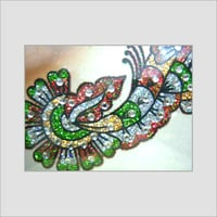 Glittering Tattoos Stickers Bindi