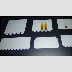 Injection Ampules Packaging Trays