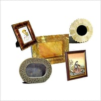Natural Finish Marble Photo Frame