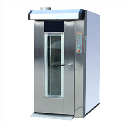New Generation Soft Wind Rotary Rack Ovens