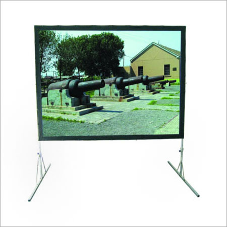 Superior Finish Projection Screens
