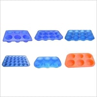 Unbreakable Colored Silicone Bakeware