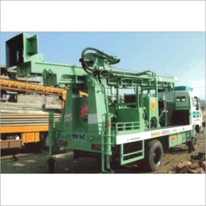 Used DTH Drill Rigs