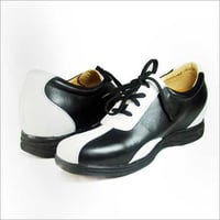 Height Increasing Leather Shoes