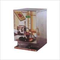 Automatic Coffee Two Option Vending Machines
