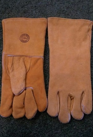 High Quality Esab Ador Type Welding Hand Gloves