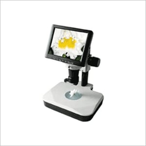 Digital Video Microscope with LCD