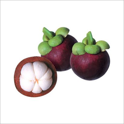 Common Rich In Taste And Fresh Mangosteen